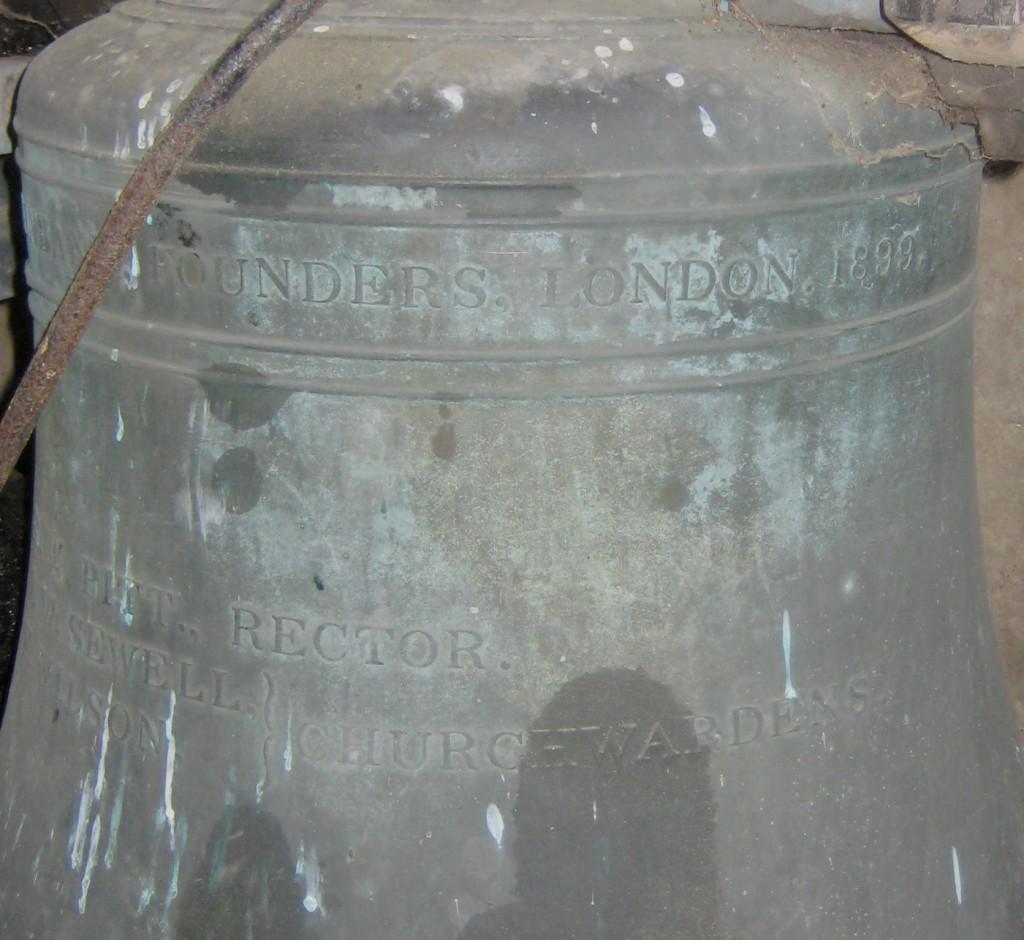 1899 bell