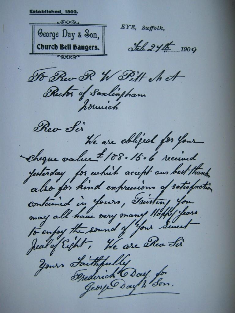 1908 receipt