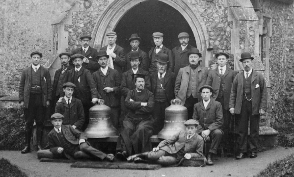 Bell-ringers 1908