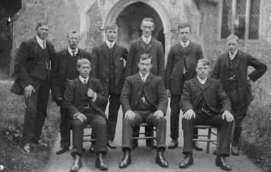 Bell-ringers 1910