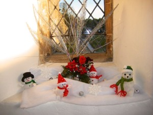 Snowmen decoration 2012