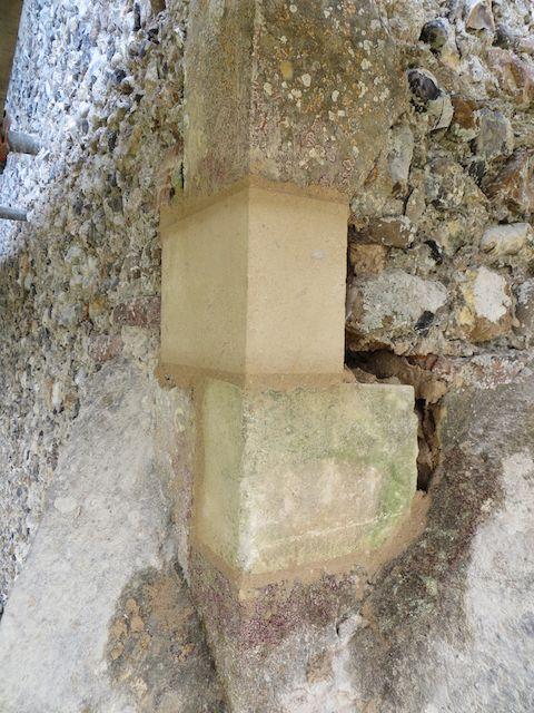 Repairing stonework