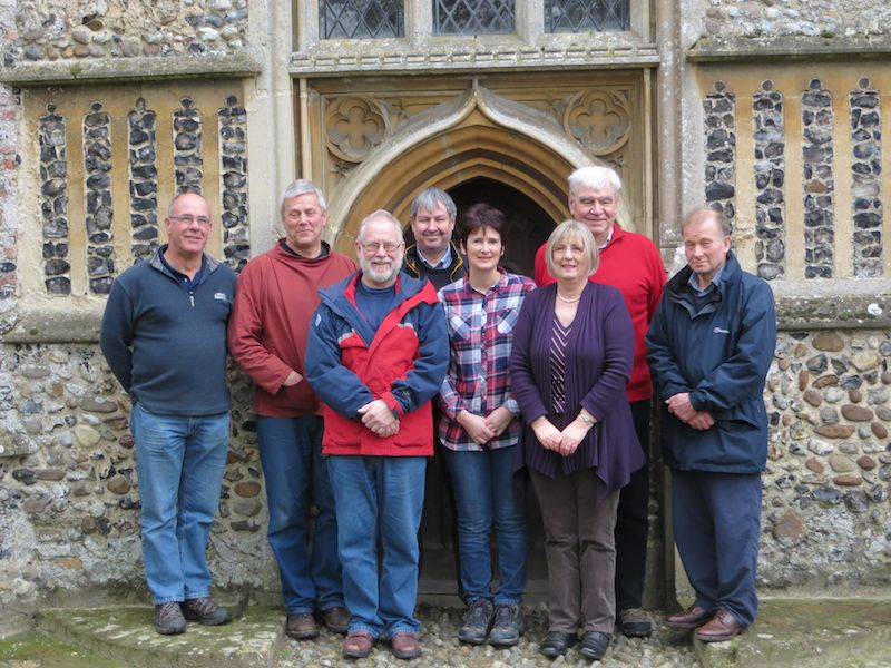 The Ringers on 9th February 2014